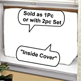 "Air Conditioner Cover ""window Indoor"" 24W,21H,""4D"" --- Our most popular cov ...."