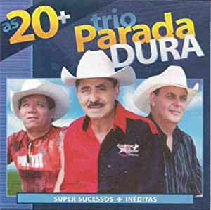 CD - Trio Parada Dura - As 20+