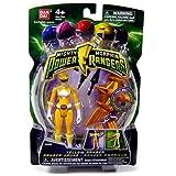 Power Ranger Mighty Morphin Yellow Ranger ~ Power Rangers