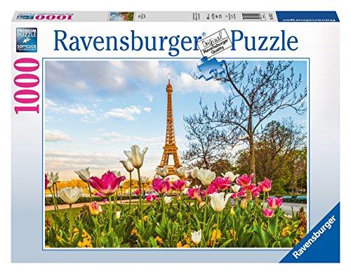 Ravensburger Eiffel Tulips Puzzle (1000-Piece)