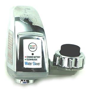 Robinet automatique infrarouge chromé
