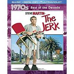 The Jerk (Blu-ray + Digital Copy + UltraViolet)