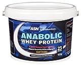 ASN Anabolic Whey Protein 920g - Peanut Butter