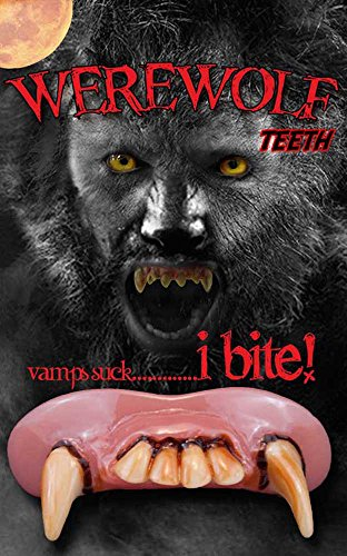 Billy Bob Fake Teeth Werewolf Novelty