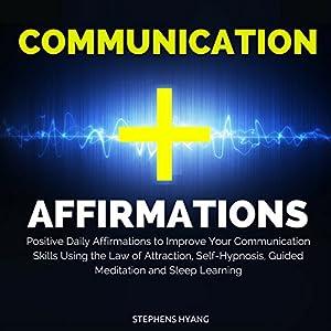 Communication Affirmations Audiobook