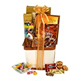 Broadway Basketeers Snack Gift Basket