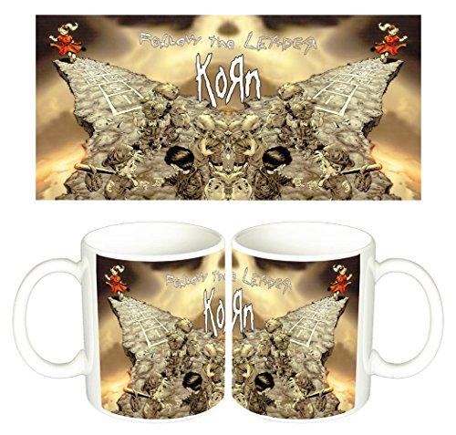 Korn Follow The Leader Tazza Mug