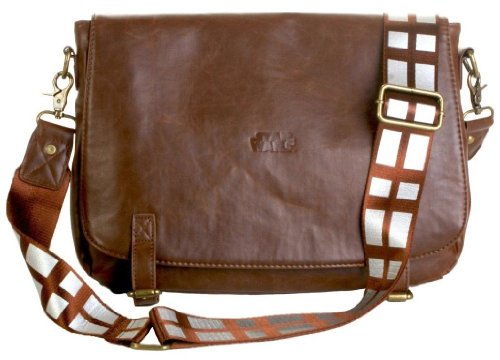Chewbacca Messenger Bag (Standard)
