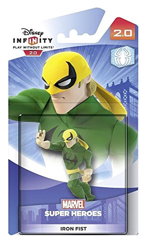 Infinity 2: Iron Fist Figurina