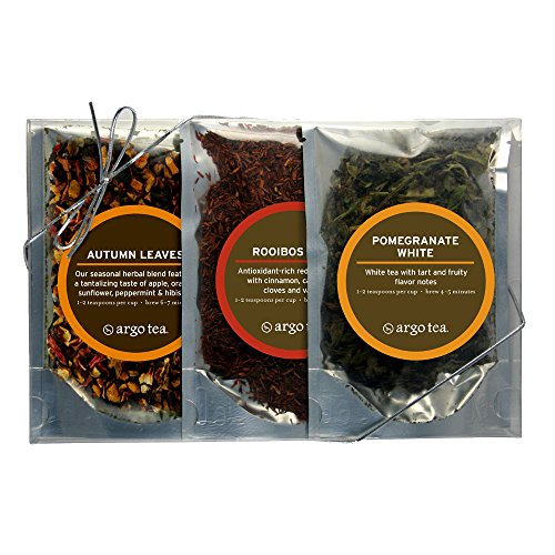 Fall Teas - Loose Leaf Tea Sampler Set