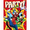Mickey Mouse Party Invitations – Mick…