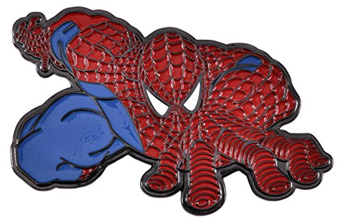 Marvel Spiderman Belt Buckle Metal