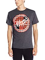 Neff Camiseta Manga Corta Stamp (Gris)