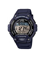 Casio Youth Digital Grey Dial Men's Watch - W-S220-2AVDF (D103)