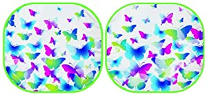 Auto Expressions 804713 Jumbo Size Butterfly Frenzy Magic Shade at Sears.com