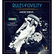 Rules of Civility: A Novel | [Amor Towles]
