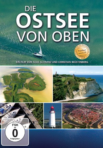 Die Ostsee von oben: Der Kinofilm - DVD hier kaufen