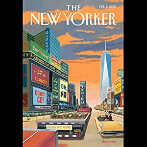 The New Yorker, February 2nd 2015 (Rachel Aviv, Alec Wilkinson, Elizabeth Kolbert) Periodical