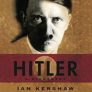 Hitler: A Biography Audiobook