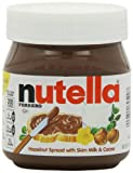 Nutella Hazelnut Spread, 13 Ounce Plastic Jar