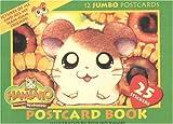 Hamtaro Postcard Book