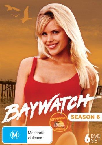 Los vigilantes de la playa / Baywatch (Season 6) - 6-DVD Set ( Bay watch - Season Six ) [ Origen Australiano, Ningun Idioma Espanol ]