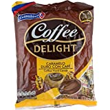 Colombina Coffee Delight 100% Colombian Coffee Hard Candy (Pack of 50) (Tamaño: 1 Pack)