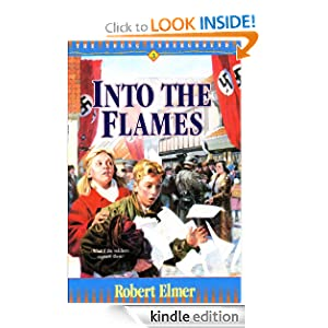 Into the Flames (Young Underground #3)