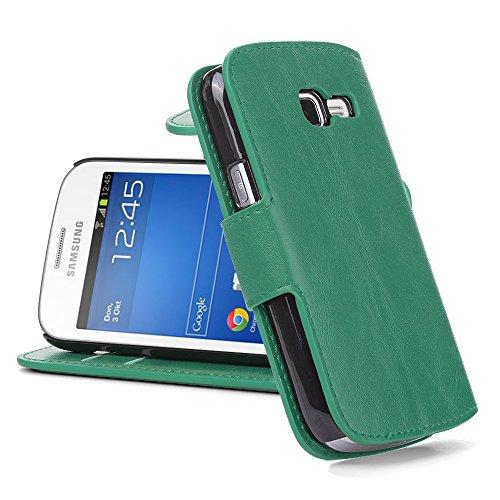 jammylizard-funda-de-piel-para-samsung-galaxy-trend-lite-fresh-retro-wallet-tipo-cartera-verde-botel