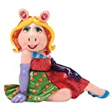 Enesco Disney by Britto Miss Piggy Figurine, 7-Inch