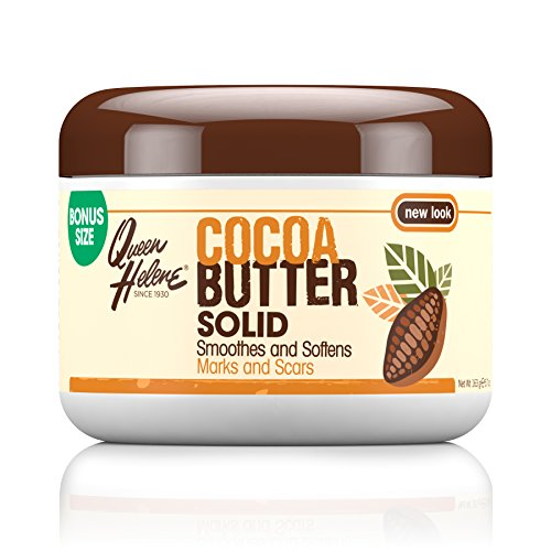 Queen Helene Cocoa Butter, Solid, 5.75 Ounce [Packaging May Vary] Cocoa Creme