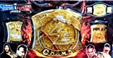 WWE Action Figure Belt Toy (Large) - Word Championship - Great Gift Toy for Boys