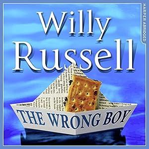 The Wrong Boy Audiobook