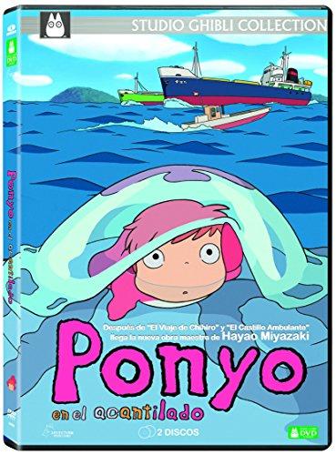 Ponyo En El Acantilado (European Format - Zone 2)