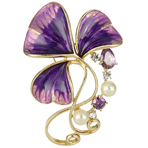 ever-faithr-plaque-or-zircone-cristal-perle-artificielle-email-3-feuille-trefle-broche-pin-parme-n05