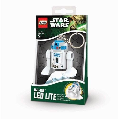 Santoki Lego Star Wars Led Lite Key Light Keychain - R2-d2