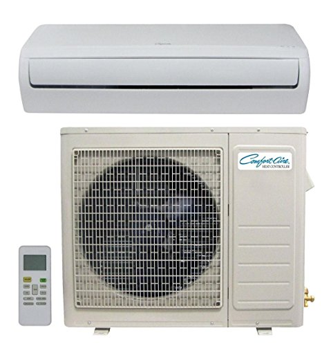 Comfort-Aire by Heat Controller DVH09SD-0 Package Single Zone Ductless Mini-Split A/C With Heat Pump 9,000 BTU Package (15 SEER, 9 EER) 115V Package Includes: 1- Outdoor Unit (Condenser) 1- Indoor Unit (Blower, Air Handler) 1- Line Set 1- 30′ Coil of 14/4 TTHN Control Wire