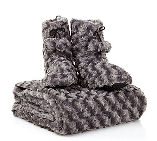 adrienne-landau-faux-fur-throw-and-booties-grey-large