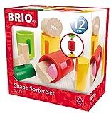 BRIO 30173 - bloques de madera Sortable, colorido