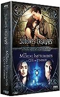 2 sagas fantastiques: Sublimes créatures + The Mortal Instruments : la Cité des Ténèbres