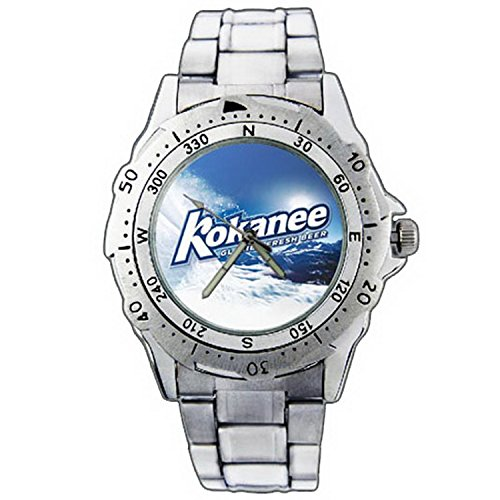 xze01-1152-kokanee-glacier-fresh-beer-stainless-steel-wrist-watch