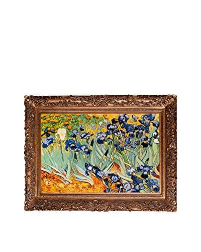 Vincent Van Gogh Irises Hand-Painted Reproduction
