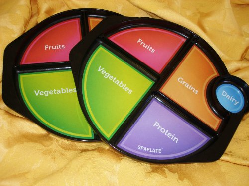 2 Myplate Set By Spaplate