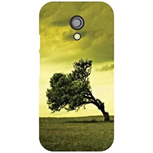 Motorola Moto G (2nd Gen) Back Cover - Beauty Of Nature Designer Cases