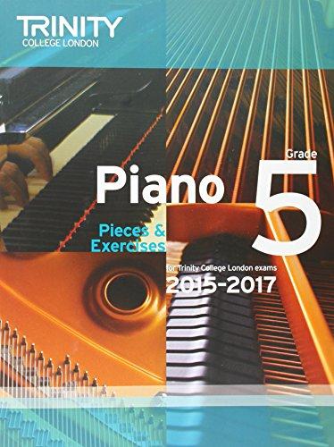 Piano 2015-2017: Pieces & Exercises