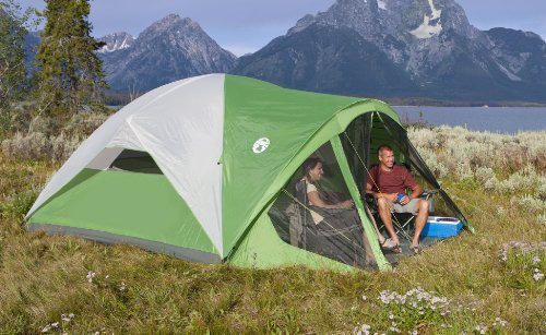 Coleman Evanston 8 Screened Tent