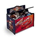 Delta Children Deluxe Toy Box, Cars