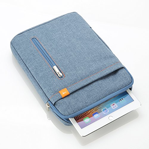 WY Style iPad タブレットPC収納ケース 各社10型タブレットPC対応 (ブルー) wy-tbacc009