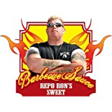 Lizard Lick Barbeque Sauce - Repo Ron's Sweet 15 Oz.