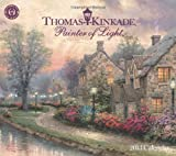 Thomas Kinkade Painter of Light 2013 Deluxe Wall Calendar
